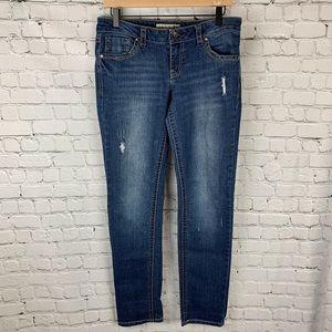 Paris Blues Size 9 straight leg jeans